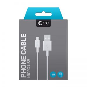 Core phone cable